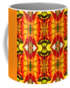 Tropical Leaf Pattern 2 Coffee Mug