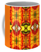 Tropical Leaf Pattern 4 Coffee Mug