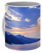 Tropical Mexican Coast At Sunset Coffee Mug by Elena Elisseeva