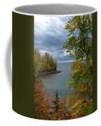 Tropical Mountain Ash Coffee Mug