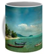 Tropical Seas Coffee Mug
