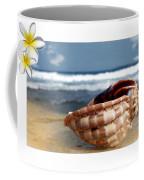 Tropical Shell 2 Coffee Mug