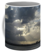 Tropical Stormy Sky Coffee Mug