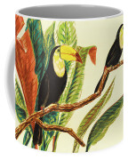Tropical Toucans II Coffee Mug