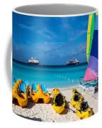 Tropical Toys Coffee Mug