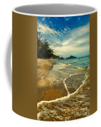 Tropical Waves Coffee Mug