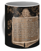 Troup Factory Historical Marker Coffee Mug