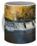Trout Run Creek Dam 2 Coffee Mug