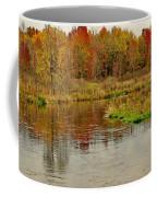 Trout Stream II- Textured Coffee Mug
