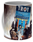 Troy Stopover Coffee Mug