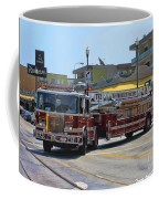 Truck 2 Sffd Coffee Mug