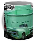 Truck In Tailgate-hdr Coffee Mug