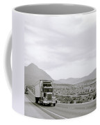 Trucking Across America Coffee Mug