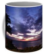 True Blue Sunset Coffee Mug