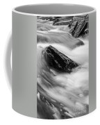 True's Brook Gorge Water Fall Coffee Mug
