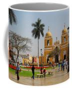 Trujillo Peru Plaza Coffee Mug