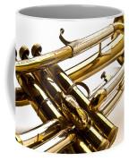 Trumpet Valves Coffee Mug