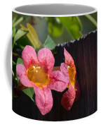 Trumpet Vine With Friend Coffee Mug