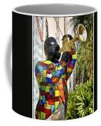 Trumpeter Coffee Mug