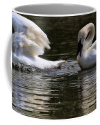 Trumpeter Song Coffee Mug