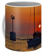 Trust The Gortons Fisherman Coffee Mug