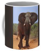 Tsavo Elephant Coffee Mug