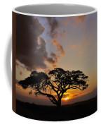 Tsavo Sunset Coffee Mug