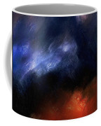 Tsunami Abstract Coffee Mug