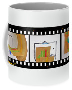 Tsunami Strip Coffee Mug