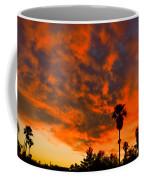 Tucson Arizona Sunrise Fire In The Sky Coffee Mug