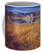 Tufa And Frozen Grass-h Coffee Mug