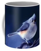 Tufty The Titmouse Coffee Mug