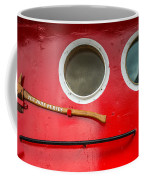 Tug Boat Eyes Coffee Mug