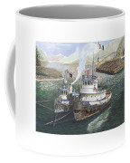 Gale Warning Safe Harbor Coffee Mug