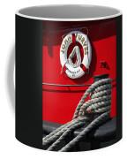 Tug John Purves Detail Coffee Mug