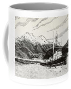 Skagit Chief Tugboat Coffee Mug