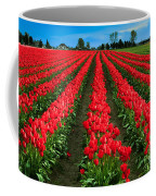 Tulip Cornucopia Coffee Mug
