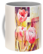 Tulip Cubed Coffee Mug