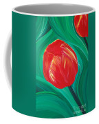 Tulip Diva By Jrr Coffee Mug by First Star Art