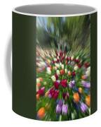 Tulip Explosion Coffee Mug