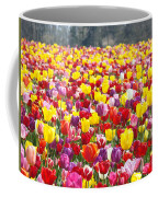 Tulip Flower Festival Art Prints Spring Coffee Mug