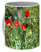 Tulip Garden Coffee Mug