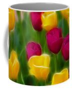 Tulips-6768-fractal Coffee Mug