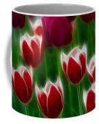 Tulips-6823-fractal Coffee Mug