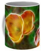 Tulips-6892-fractal Coffee Mug