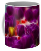 Tulips-6999-fractal Coffee Mug