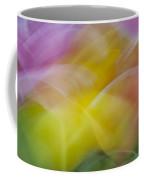 Tulips Abstract Coffee Mug