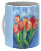 Tulips After The Rain Coffee Mug