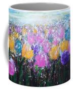 Tulips At Sunrise Coffee Mug