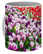 Tulips Field Coffee Mug
